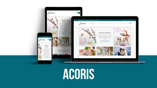 Acoris Tienda Online en Logroño