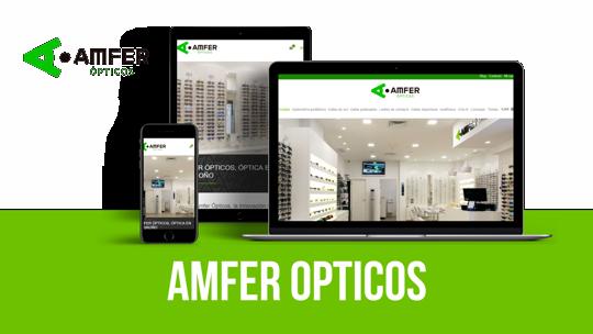 Amfer Ópticos Tienda Online en Logroño