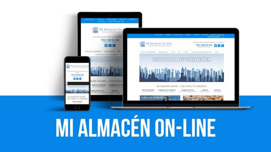 Mi Almacen Online Tienda Online en Logroño