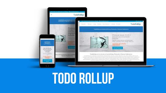 Todo Rollup Tienda Online en Albacete